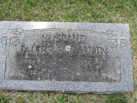 GALVIN, JAMES S. - Franklin County, Ohio | JAMES S. GALVIN - Ohio Gravestone Photos