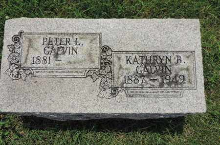 GALVIN, PETER L. - Franklin County, Ohio | PETER L. GALVIN - Ohio Gravestone Photos