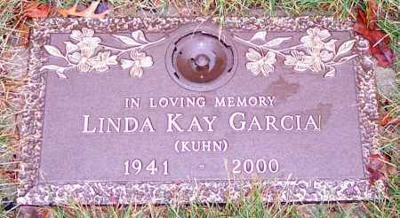 KUHN GARCIA, LINDA - Franklin County, Ohio | LINDA KUHN GARCIA - Ohio Gravestone Photos