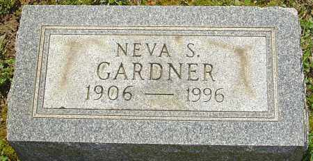 GARDNER, NEVA - Franklin County, Ohio | NEVA GARDNER - Ohio Gravestone Photos