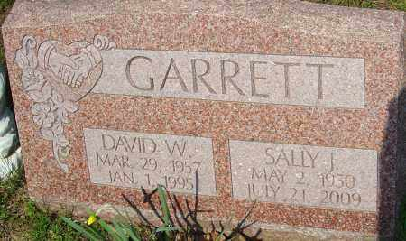 GARRETT, DAVID W - Franklin County, Ohio | DAVID W GARRETT - Ohio Gravestone Photos