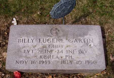 GARTIN, BILLY EUGENE - Franklin County, Ohio | BILLY EUGENE GARTIN - Ohio Gravestone Photos