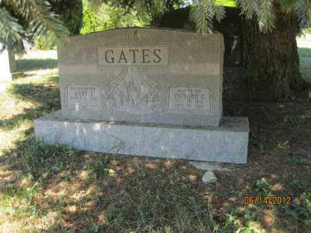 GATES, RICHARD E - Franklin County, Ohio | RICHARD E GATES - Ohio Gravestone Photos