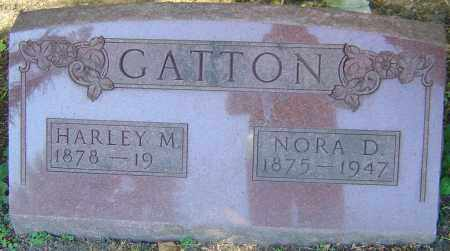 DIXON GATTON, NORA - Franklin County, Ohio | NORA DIXON GATTON - Ohio Gravestone Photos