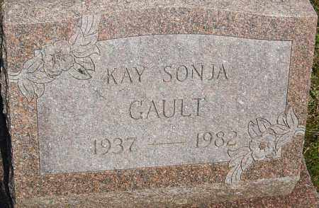 GAULT, KAY SONJA - Franklin County, Ohio | KAY SONJA GAULT - Ohio Gravestone Photos