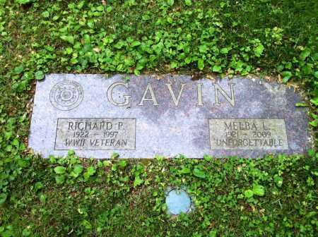 GAVIN, RICHARD P. - Franklin County, Ohio | RICHARD P. GAVIN - Ohio Gravestone Photos
