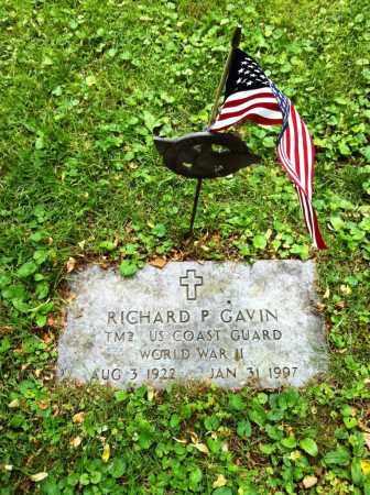 GAVIN, RICHARD P. - Franklin County, Ohio | RICHARD P. GAVIN - Ohio Gravestone Photos