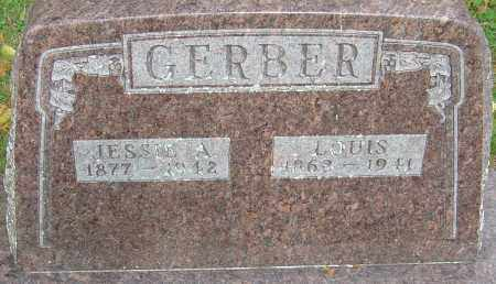 JEWETT GERBER, JESSIE - Franklin County, Ohio | JESSIE JEWETT GERBER - Ohio Gravestone Photos