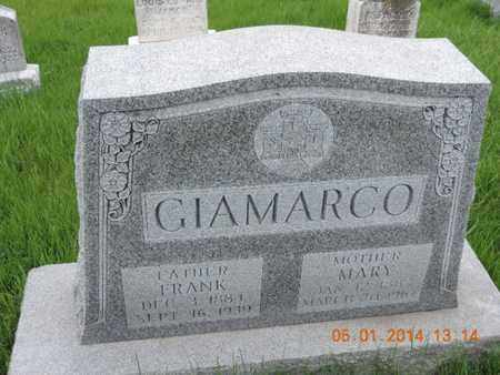 GIAMARCO, MARY - Franklin County, Ohio | MARY GIAMARCO - Ohio Gravestone Photos