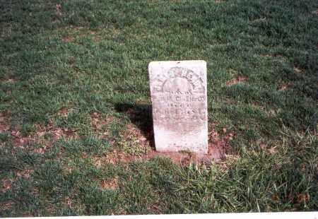 GIBERSON, JAMES HENRY - Franklin County, Ohio   JAMES HENRY GIBERSON - Ohio Gravestone Photos