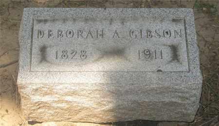 GIBSON, DEBORAH A. - Franklin County, Ohio | DEBORAH A. GIBSON - Ohio Gravestone Photos