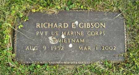 GIBSON, RICHARD E. - Franklin County, Ohio | RICHARD E. GIBSON - Ohio Gravestone Photos