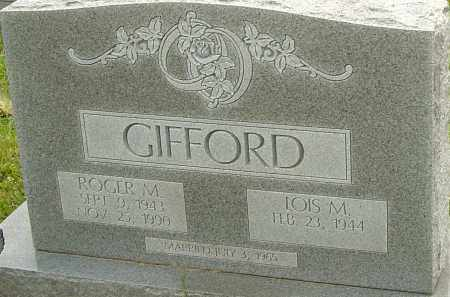 GIFFORD, ROGER - Franklin County, Ohio | ROGER GIFFORD - Ohio Gravestone Photos