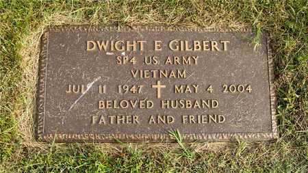 GILBERT, DWIGHT E. - Franklin County, Ohio | DWIGHT E. GILBERT - Ohio Gravestone Photos