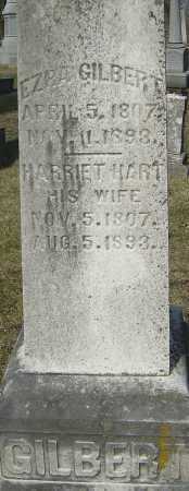 GILBERT, HARRIET - Franklin County, Ohio | HARRIET GILBERT - Ohio Gravestone Photos