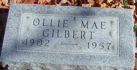 SMITH GILBERT, OLLIE MAE - Franklin County, Ohio | OLLIE MAE SMITH GILBERT - Ohio Gravestone Photos