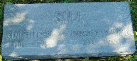 GILL, LAWRENCE EDWARD - Franklin County, Ohio | LAWRENCE EDWARD GILL - Ohio Gravestone Photos