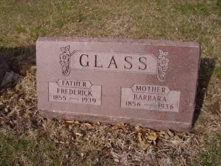 GLASS, BARBARA - Franklin County, Ohio | BARBARA GLASS - Ohio Gravestone Photos