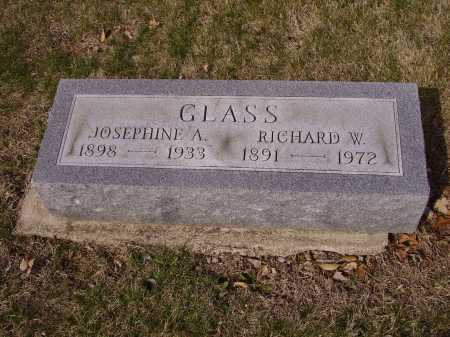 GLASS, RICHARD W. - Franklin County, Ohio | RICHARD W. GLASS - Ohio Gravestone Photos