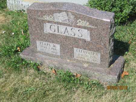 GLASS, CLEOPATRA - Franklin County, Ohio | CLEOPATRA GLASS - Ohio Gravestone Photos