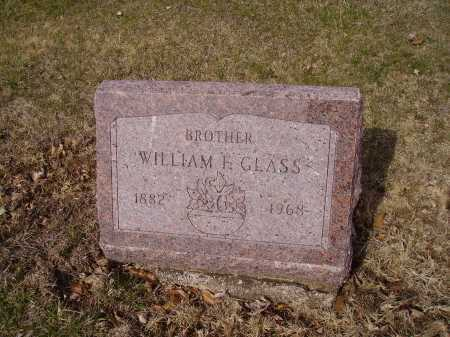 GLASS, WILLIAM F. - Franklin County, Ohio | WILLIAM F. GLASS - Ohio Gravestone Photos