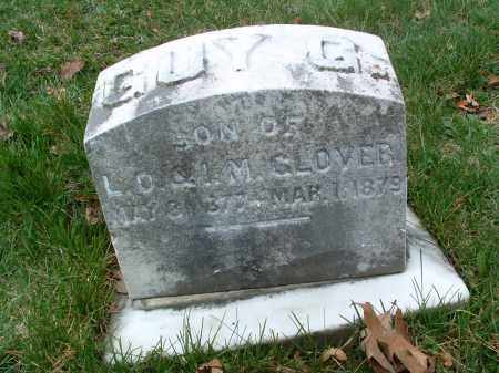 GLOVER, GUY GUERIN - Franklin County, Ohio | GUY GUERIN GLOVER - Ohio Gravestone Photos