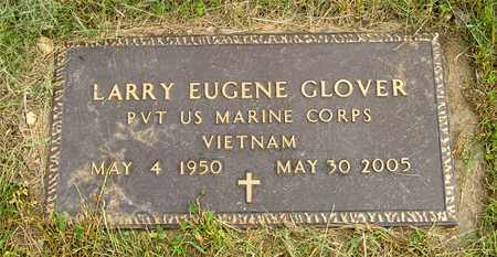 GLOVER, LARRY EUGENE - Franklin County, Ohio | LARRY EUGENE GLOVER - Ohio Gravestone Photos