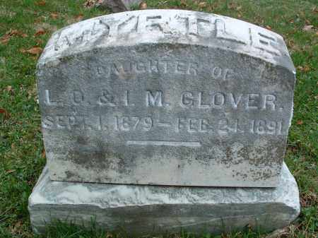GLOVER, MYRTLE - Franklin County, Ohio | MYRTLE GLOVER - Ohio Gravestone Photos