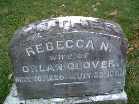 GLOVER, REBECCA NEVIT - Franklin County, Ohio | REBECCA NEVIT GLOVER - Ohio Gravestone Photos