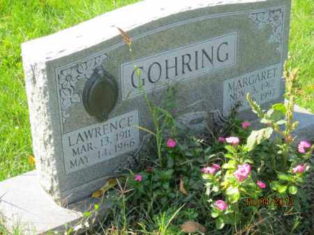 GOHRING, MARGARET MARY - Franklin County, Ohio | MARGARET MARY GOHRING - Ohio Gravestone Photos