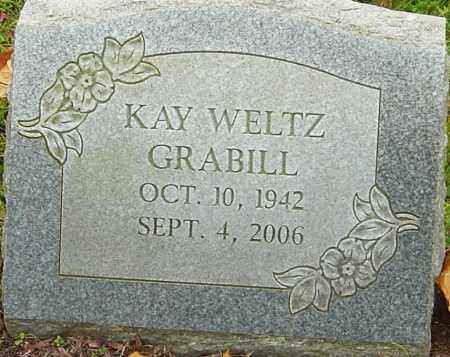 GRABILL, KAY - Franklin County, Ohio | KAY GRABILL - Ohio Gravestone Photos