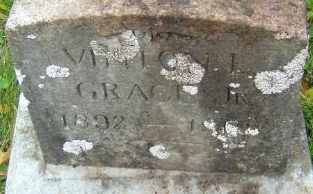 GRACE JR, VINTON L - Franklin County, Ohio | VINTON L GRACE JR - Ohio Gravestone Photos