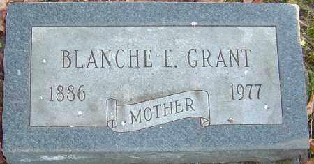 GRANT, BLANCHE - Franklin County, Ohio | BLANCHE GRANT - Ohio Gravestone Photos