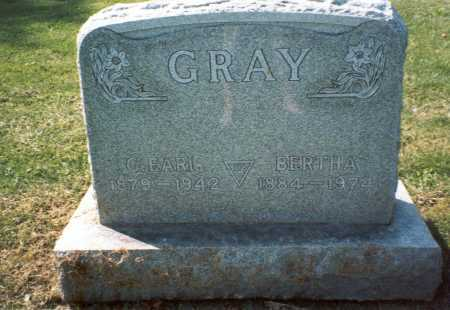GRAY, BERTHA - Franklin County, Ohio | BERTHA GRAY - Ohio Gravestone Photos
