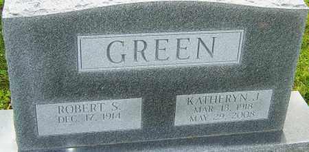 GREEN, KATHERYN - Franklin County, Ohio | KATHERYN GREEN - Ohio Gravestone Photos