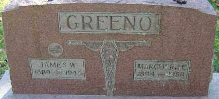 GREENO, JAMES W - Franklin County, Ohio | JAMES W GREENO - Ohio Gravestone Photos