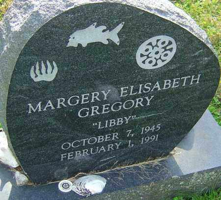 GREGORY, MARGERY - Franklin County, Ohio | MARGERY GREGORY - Ohio Gravestone Photos