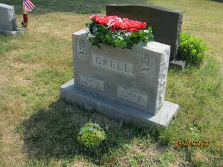 GRELL, JOHN I - Franklin County, Ohio | JOHN I GRELL - Ohio Gravestone Photos
