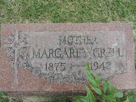 GRELL, MARGARET - Franklin County, Ohio | MARGARET GRELL - Ohio Gravestone Photos