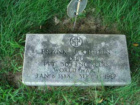 GRIFFIN, FRANK J. - Franklin County, Ohio | FRANK J. GRIFFIN - Ohio Gravestone Photos