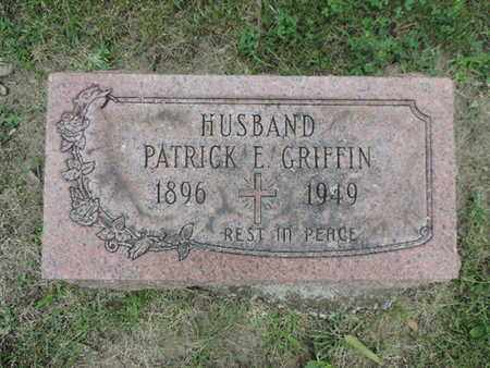 GRIFFIN, PATRICK E. - Franklin County, Ohio | PATRICK E. GRIFFIN - Ohio Gravestone Photos