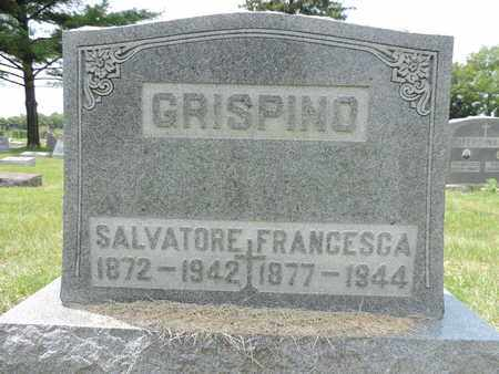 GRISPINO, FRANCESCA - Franklin County, Ohio | FRANCESCA GRISPINO - Ohio Gravestone Photos
