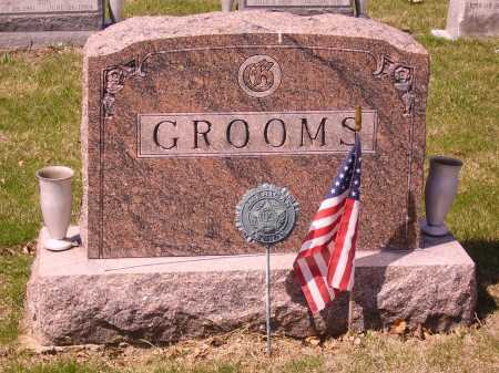 GROOMS, FAMILY MONUMENT #2 - Franklin County, Ohio | FAMILY MONUMENT #2 GROOMS - Ohio Gravestone Photos