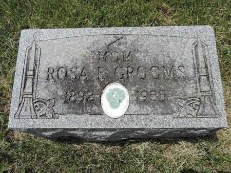 GROOMS, ROSA E. - Franklin County, Ohio | ROSA E. GROOMS - Ohio Gravestone Photos