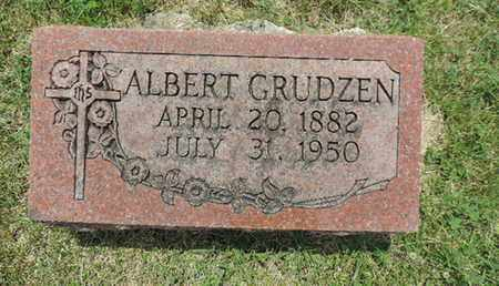 GRUDZEN, ALBERT - Franklin County, Ohio | ALBERT GRUDZEN - Ohio Gravestone Photos