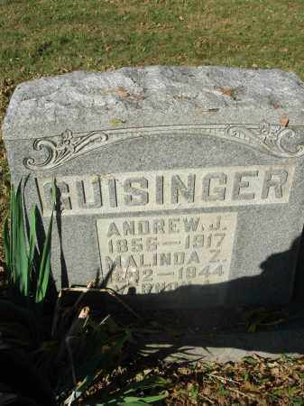 GUISINGER, VERNON A. - Franklin County, Ohio | VERNON A. GUISINGER - Ohio Gravestone Photos
