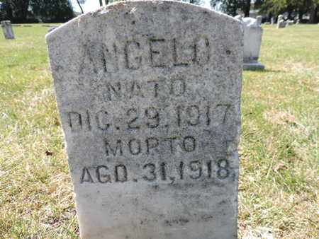 GULATTEO, ANGELO - Franklin County, Ohio   ANGELO GULATTEO - Ohio Gravestone Photos