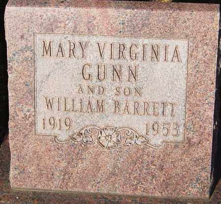 WRIGHT GUNN, MARY - Franklin County, Ohio | MARY WRIGHT GUNN - Ohio Gravestone Photos