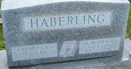 HABERLING, LAWANIA - Franklin County, Ohio | LAWANIA HABERLING - Ohio Gravestone Photos