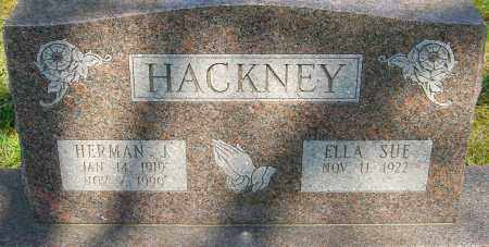 HACKNEY, HERMAN J - Franklin County, Ohio | HERMAN J HACKNEY - Ohio Gravestone Photos